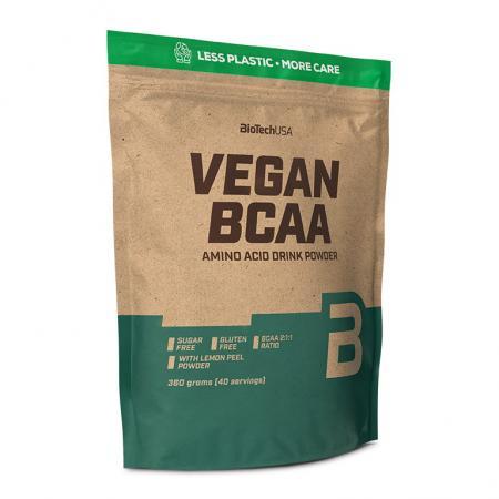 BioTech Vegan BCAA, 360 грам