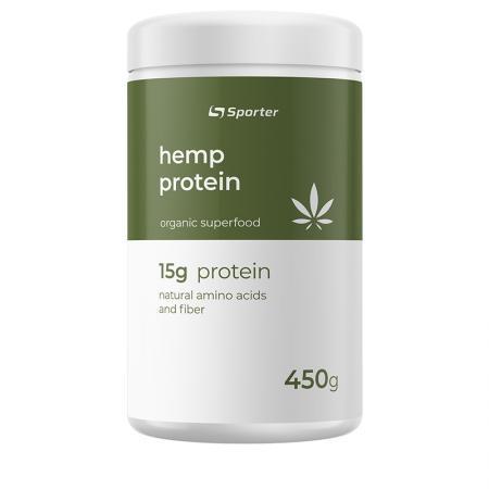 Sporter Hemp Protein, 450 грамм