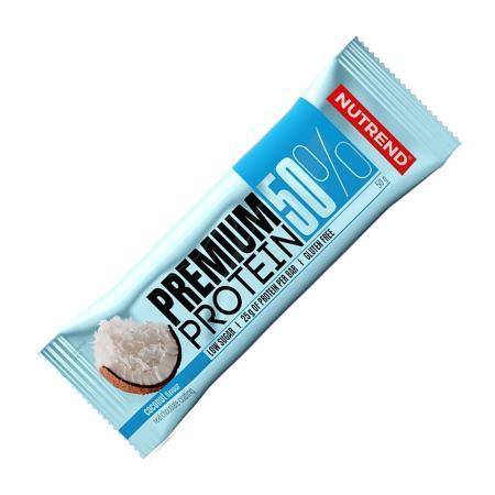 Nutrend Premium Protein Bar 50%, 50 грамм
