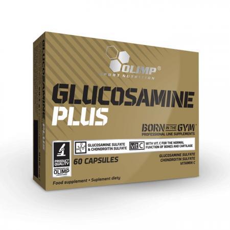 Olimp Glucosamine Plus Sport Edition, 60 капсул