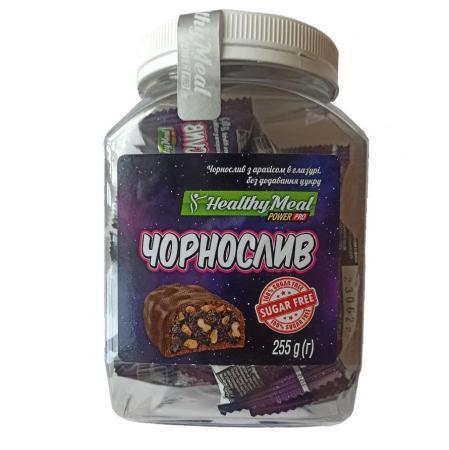 Power Pro Healthy Meal Sugar Free, 255 грамм - чернослив
