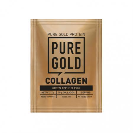 Pure Gold Protein Collagen, 12 грамм