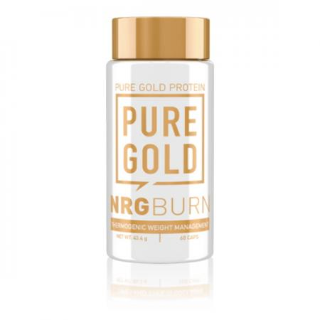 Pure Gold Protein NRG Burn, 60 капсул