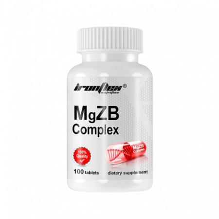 IronFlex MgZB, 100 таблеток