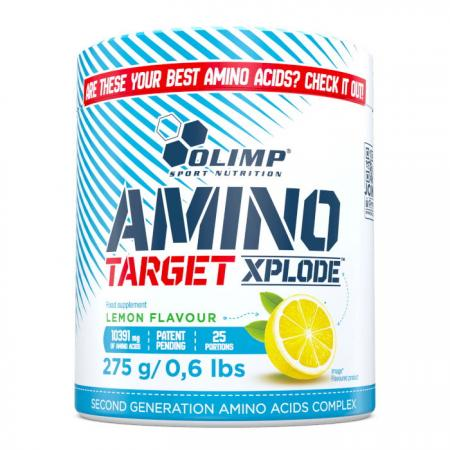 Olimp Amino Target Xplode, 275 грамм