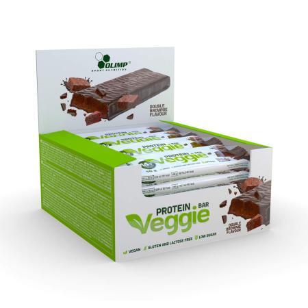 Olimp Veggie Protein Bar, 24*50 грамм