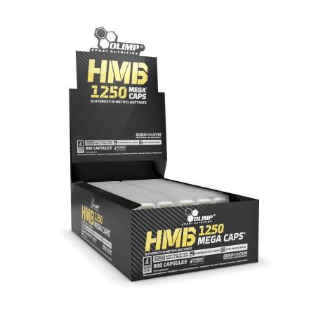 Olimp HMB 1250 Mega Caps, 30*30 капсул