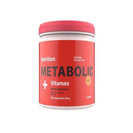 AB Pro Metabolic Vitamax, 180 капсул