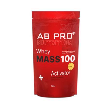 AB Pro Mass 100 Whey Activator, 1 кг
