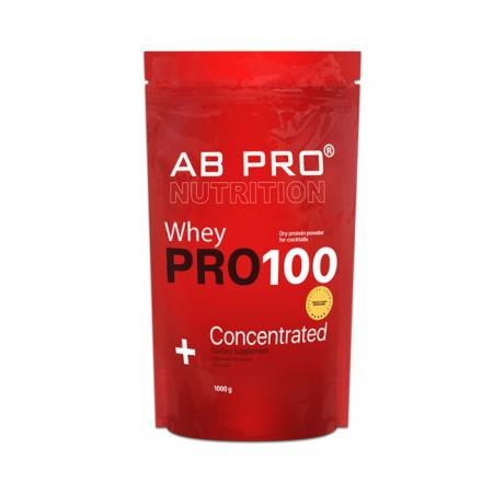 AB Pro Pro 100 Whey Concentrated, 1 кг
