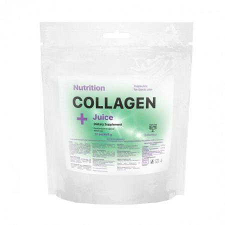 EntherMeal Collagen Juice, 15*5 грам