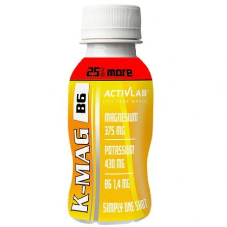 Activlab K-Mag B6 shot, 100 мл