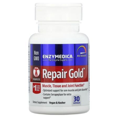 Enzymedica Repair Gold, 30 капсул