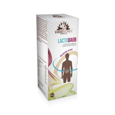 Erbenobili LactoBaob, 42 капсулы