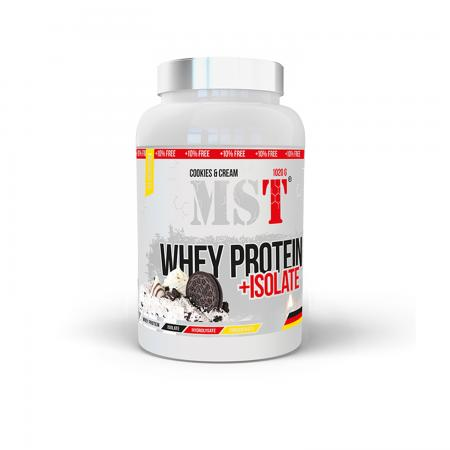 MST Whey Protein + Isolate, 1.2 кг