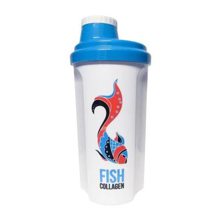 "MST 700 мл, білий ""Fish Collagen"""