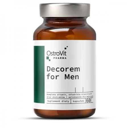 OstroVit Pharma Decorem For Men, 60 капсул