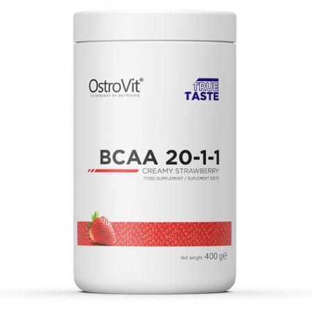 OstroVit BCAA 20-1-1, 400 грамм