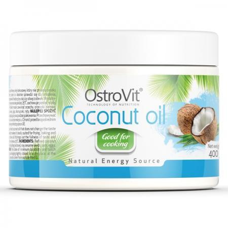 OstroVit Coconut Oil, 400 грамм