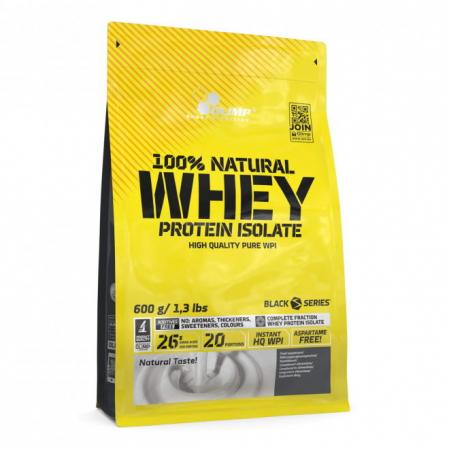 Olimp Natural Whey Protein Isolate, 600 грамм