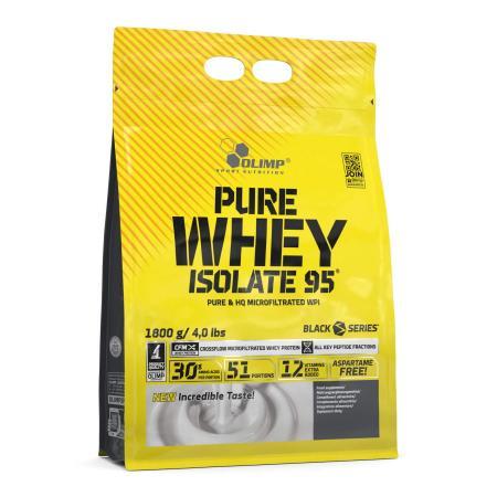 Olimp Pure Whey Isolate 95, 1.8 кг