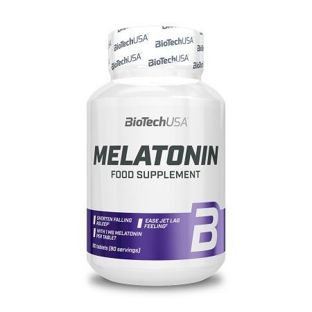BioTech Melatonin, 90 таблеток