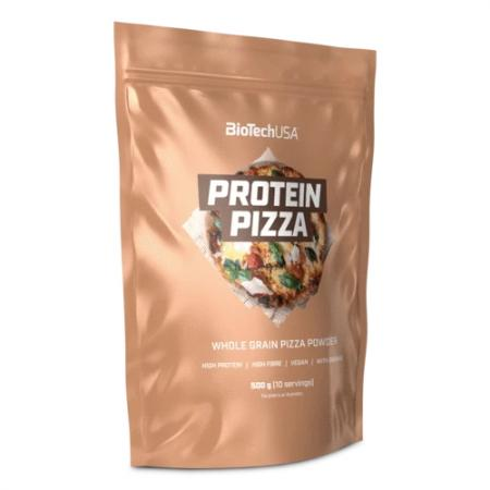 BioTech Protein Pizza, 500 грамм - цельнозерновая