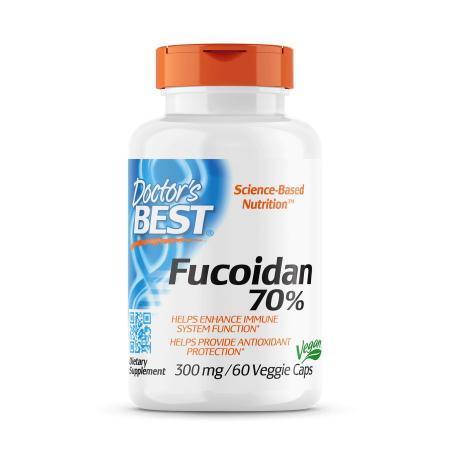 Doctor's Best Fucoidan 0.7, 60 вегакапсул