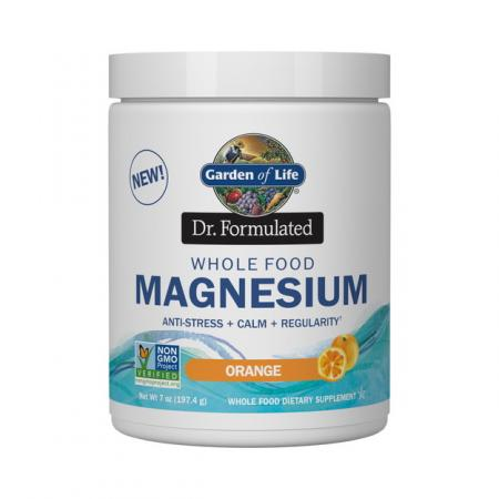 Garden of Life Dr. Formulated Whole Food Magnesium, 197.4 грамм