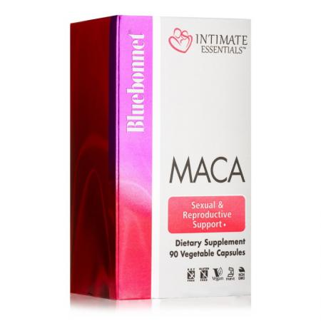 Bluebonnet Intimate Essentials Maca, 90 вегакапсул