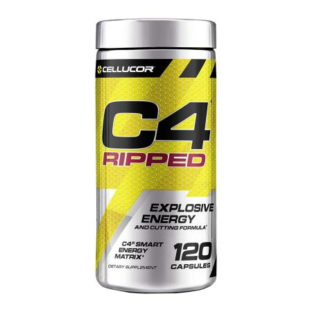 Cellucor C4 Ripped, 120 капсул