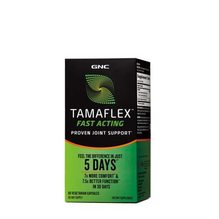 GNC TamaFlex Fast Acting, 60 капсул