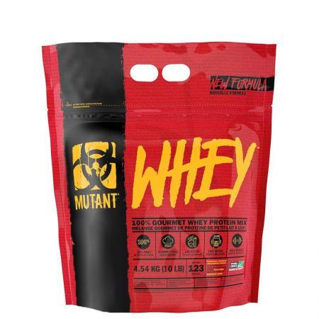 Mutant Whey, 4.54 кг