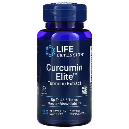 Life Extension Curcumin Elite, 30 вегакапсул