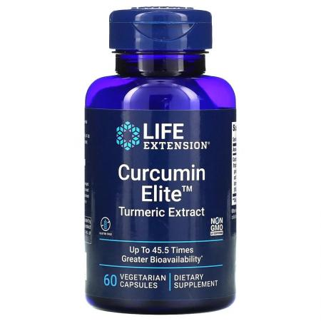 Life Extension Curcumin Elite, 60 вегакапсул