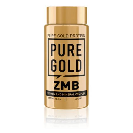 Pure Gold Protein ZMB, 60 капсул