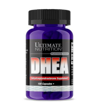 Ultimate DHEA, 100 капсул