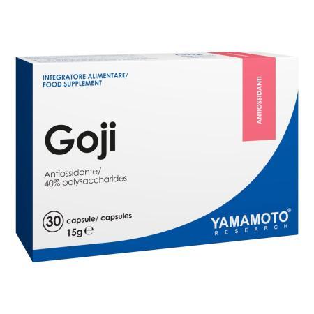 Yamamoto Goji, 30 капсул