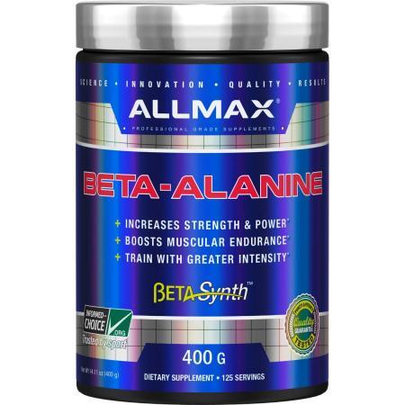 All Max Nutrition Beta-Alanine, 400 грамм