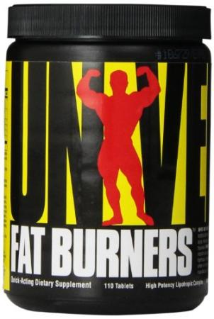Universal Fat Burners, 110 таблеток