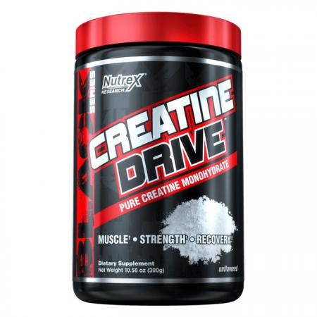 Nutrex Research Creatine Drive, 300 грамм
