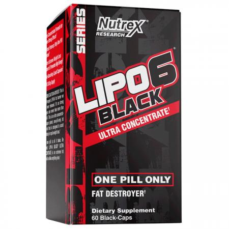 Nutrex Research Lipo-6 Black UC, 60 капсул