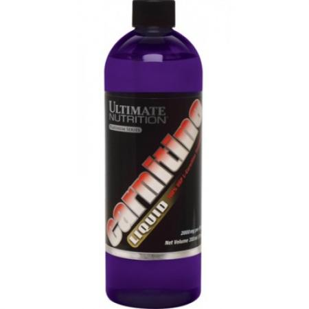 Ultimate L-Carnitine Liquid, 340 мл