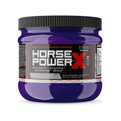 Ultimate Horse Power X, 225 грамм