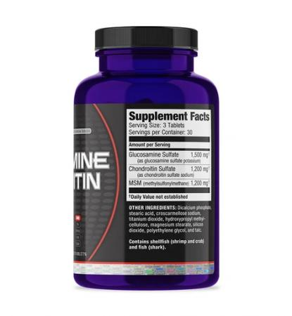 Ultimate Glucosamine Chondroitin MSM