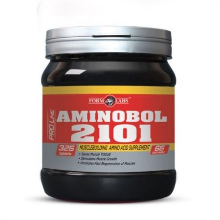 Form Labs Aminobol 2101, 325 таблеток-дизайн
