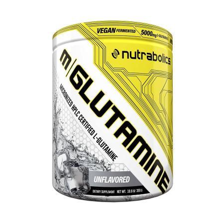 NutraBolics Glutamine, 300 грамм