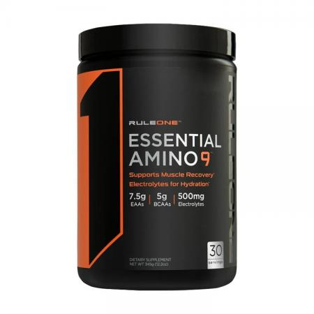 Rule 1 Essential Amino 9, 345 грамм