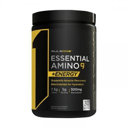 Rule 1 Essential Amino 9 + Energy, 345 грамм