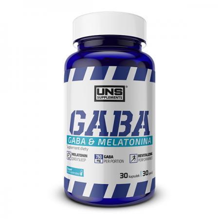 UNS GABA & Melatonin, 30 таблеток